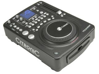 Citronic MPCDS6 Desktop CD/MP3 Player